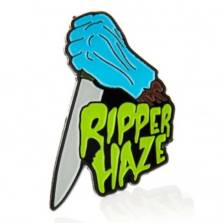 PIN LOGO RIPPER HAZE
