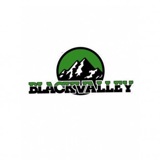 BLACK VALLEY STICKER