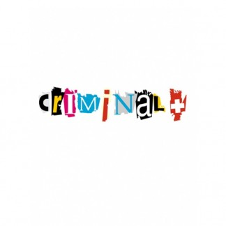 CRIMINAL STICKER