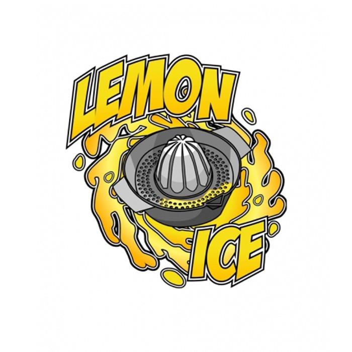 LEMON ICE STICKER