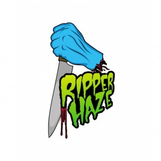 RIPPER HAZE STICKER