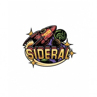 SIDERAL STICKER