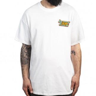 KMINTZ LOGO WHITE T-SHIRT