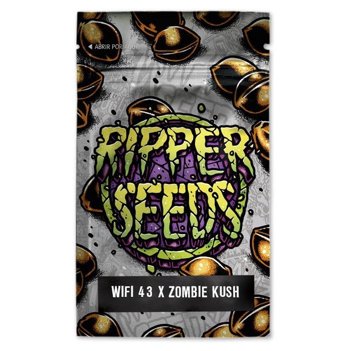 Wifi 43 x Zombie Kush