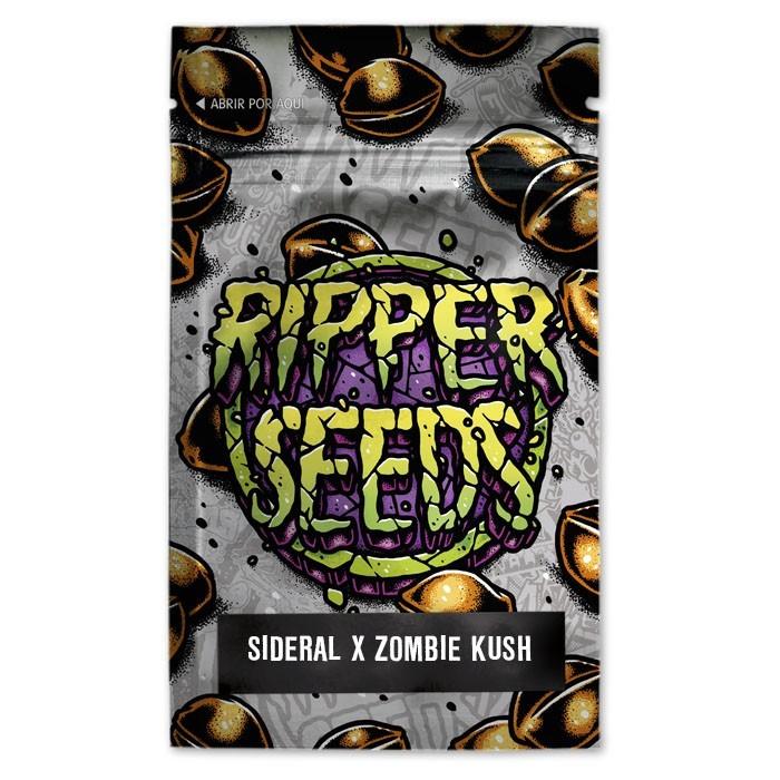 Sideral x Zombie Kush