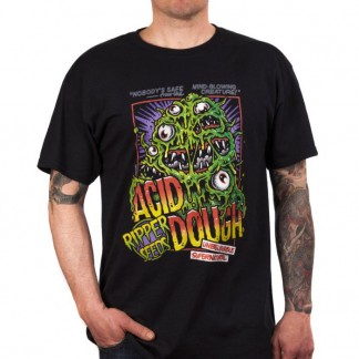 CAMISETA LOGO ACID DOUGH