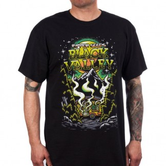 CAMISETA LOGO BLACK VALLEY