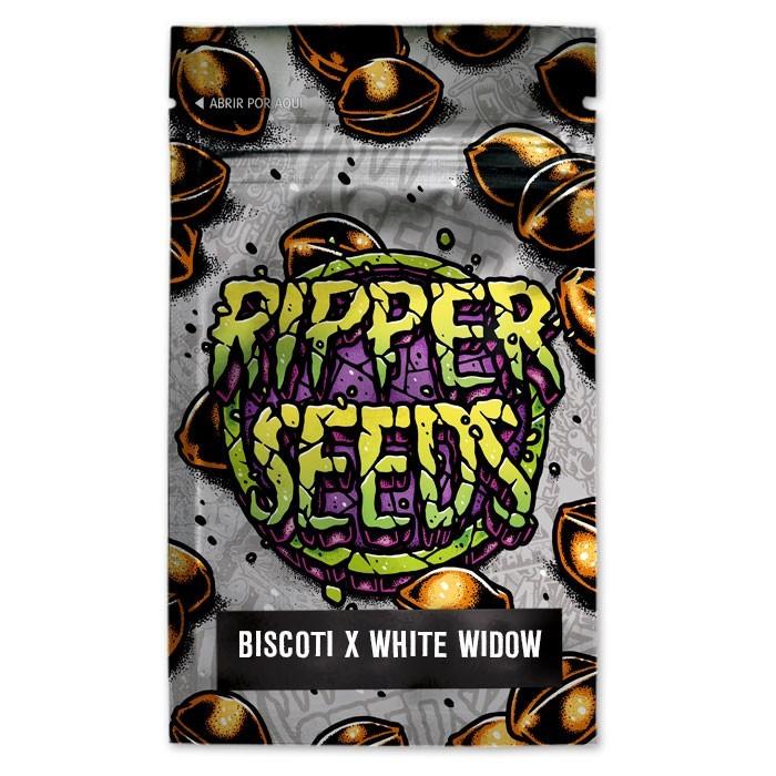 Biscoti x White Widow