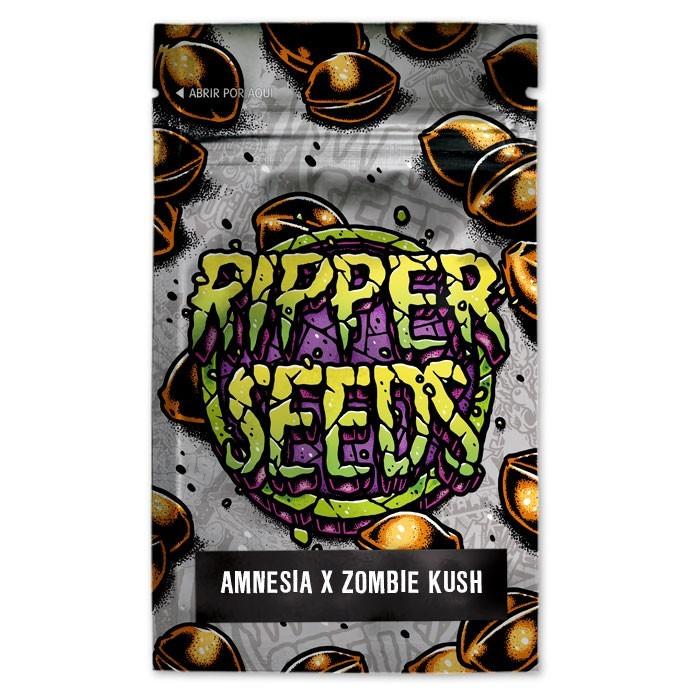 Amnesia x Zombie Kush
